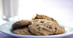 Nourishing Meals: Gluten-Free, Vegan, Flourless Chocolate Chip Cookies