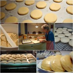 Peppermint Cookies - ooh, remembered Christmas delights!  (a Mennonite cookie)