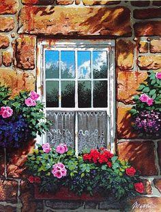 "Anatoly Metlan "" Beyond our Window """