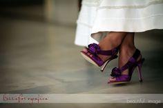 purple wedding shoes | Purple Wedding Shoes : Wedding