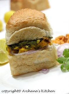 Vada Pav, the famous street food of Mumbai    Courtsey: MumbaiChatore
