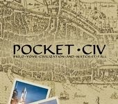 """Pocket Civ.    """"A Solitaire Civilization game that's compact enough to play on a plane."""""""