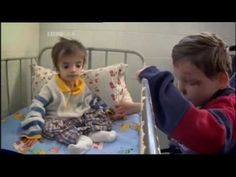 In 2007 the BBC documentary film 'Bulgaria's Abandoned Children caused an international outcry because the images of neglect were so shocking to witness in a country that had just become a member of the European Union. Bulgaria has more institutionalised mentally and physically disabled children than anywhere else in Europe. The film is a heart-... please watch all the diff parts to this pray for them