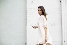The Adia Dress, part of our new Crepe collection.
