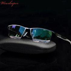 0920ef7cbb WEARKAPER New Transition Sun Readers Photochromic Reading Glasses Men  Titanium alloy Frame Presbyopia Eyewear With Case. Okulary Przeciwsłoneczne  Oakley ...