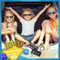 Enjoying #RoadTripFLIPZ for a quick & tasty snack during summer break! #FreeSample #Smiley360