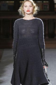 СТИЛЬНОЕ ВЯЗАНИЕ: Luisa Beccaria. Милан. Вязание из мохера 2010-2011