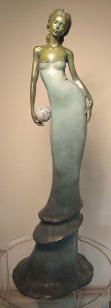 Marie-Paule Deville-Chabrolle sculpture