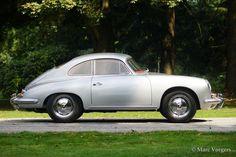 Porsche 356 B T5 1600 S, 1960