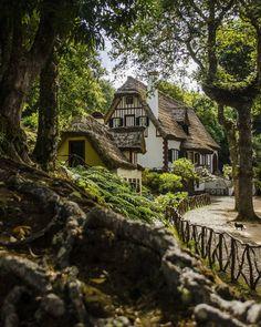 Домик в деревне, Португалия.