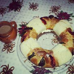 """Rosca de Reyes. Clauzzen Cookies """"Horneando tus momentos"""""""