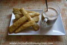 Mis recetas Mycook: Ayuyas de la iaia Aurora Aurora, Waffles, French Toast, Cooking, Breakfast, Food, Food Processor, Kitchen, Morning Coffee
