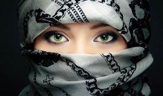 Интересные факты о глазах, зеленые глаза