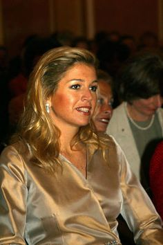 Crown Princess Máxima Picture Thread, Part 1 (April 2004 - April 2005) - Page 4 - The Royal Forums