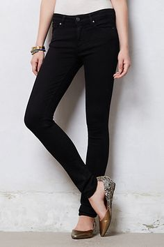 Paige Verdugo Skinny Legging Jeans #anthropologie