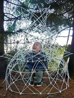 Fancy - Linx Construction Vertices - just use drinking straws and Linx to connect. so many possibilities