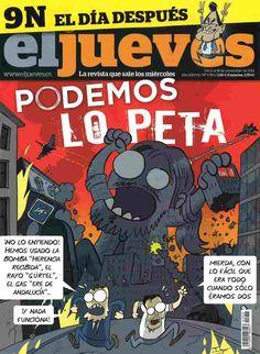 EL JUEVES nº 1955 (12-18 novembro 2014)