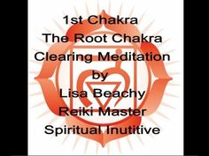 Clearing the 1st Chakra - The Root Chakra Guided Meditation Video   ~ Lisa's website: https://www.LisaBeachy.com Join Lisa on Facebook: https://www.facebook.com/LBeachy  Do my meditations help? : http://www.patreon.com/meditationsformoms