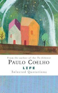 Vida: Citações selecionadas (By Paulo Coelho)This is an amazing book of of Coelhos most insightful quotes . A lesson about life in a language that is both poetic and filosophical.