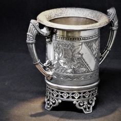 The American Silver Museum has added this very special site to display the works of James W. Exhibitions, Museums, Galleries, Cool Photos, Boston, Jigsaw Puzzles, Desktop, Photographs, Victorian