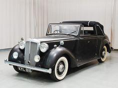 1950DaimlerDB18 Car for Sale