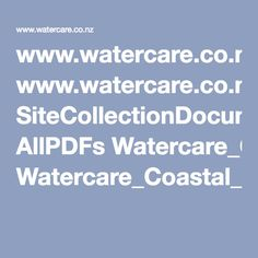 www.watercare.co.nz SiteCollectionDocuments AllPDFs Watercare_Coastal_Walkway_100214.pdf