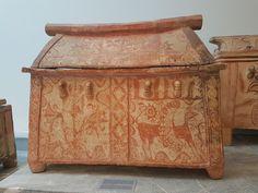 6000 year old Minoan burial casket