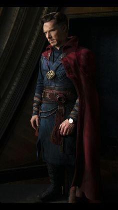 Benedict Cumberbatch as Doctor Strange                                                                                                                                                                                 More