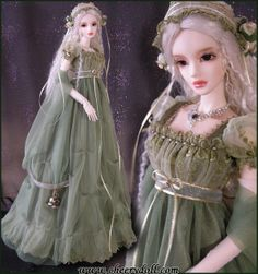 CheeryDoll - I love these gowns so much.