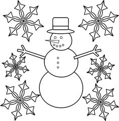 Snowflake Coloring Pages Free Online Printable Sheets For Kids Get The Latest Images Favorite