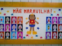 Mural Dia das Mães Painel decoração 19 Grandparents Day Crafts, Diy And Crafts, Crafts For Kids, Mother And Father, Panel, Toddler Activities, Fathers Day, Valentines, Lettering