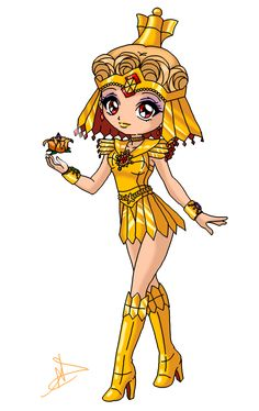 Sailor Galaxia by nads6969 on deviantART