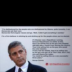 Clooney/Obama
