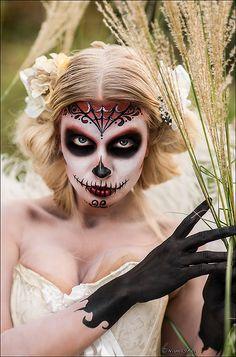 Sugar Skull, photo by Daklugie