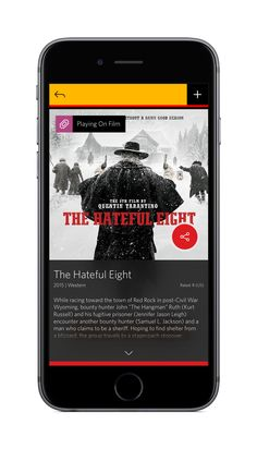 The KODAK Reel Film App allows you to discover, find and experience films shown on on REAL Film.