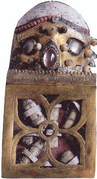 Relikwieën van #heiligen / #Relic of Saints / #Reliques des saints