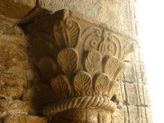 Capitel 6 Burlap, Reusable Tote Bags, Places, Wood Decks, Barrel Ceiling, Santa Maria, Oviedo, Historia, Hessian Fabric