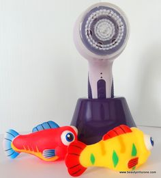 Michael Todd Soniclear Elite with facial brush
