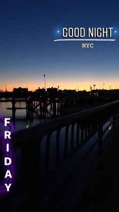 Good Night, Nyc, Photo And Video, Instagram, Ideas, Nighty Night, Have A Good Night, New York City