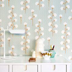 Designer Wallpaper Online Store for USA & Canada Wallpaper Samples, Wallpaper Online, Pattern Wallpaper, Swedish Wallpaper, Brown Wallpaper, Kitchen Wallpaper, Home Wallpaper, Turquoise Pattern, Cotton Plant