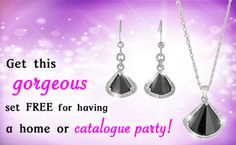 host a home/office/catalogue party and get this fabulous set absolutely FREE! Fifth Avenue Collection, Life Is Beautiful, Jewlery, Swarovski, Party, Free, Jewels, Life Is Good, Jewerly