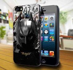 The Dark Knight Rise iPhone 5 Case | kogadvertising - Accessories on ArtFire
