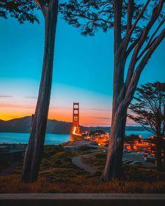 Golden Gate Bridge by @anjoaguilar #sanfrancisco #sf #bayarea #alwayssf #goldengatebridge #goldengate #alcatraz #california