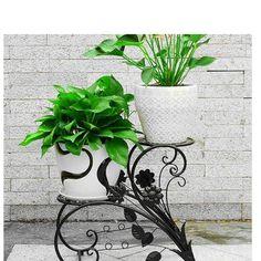 Garden Patio Plant Display Stand Flower Pot Stands Outdoor Indoor Tier Plants in Garden & Patio, Garden Ornaments, Plant Stands   eBay