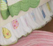 Brooke Crib Bed Skirt