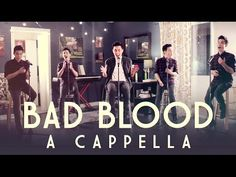Bad Blood (Taylor Swift) A Cappella Cover - Sam Tsui - YouTube