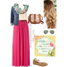 Sunny Fall ◆ Apostolic Pentecostal Fashion ◆