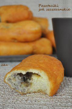 In my coffee kitchen: Paszteciki jak szczecińskie Polish Recipes, Polish Food, My Coffee, Banana Bread, Hamburger, Ale, Good Food, Kitchen, Desserts