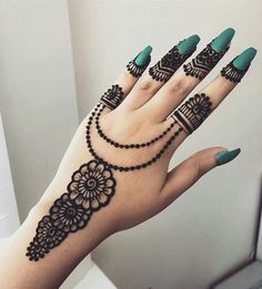 Finding the best Arabic Mehndi Designs - Check out the latest collection of Arabic Mehendi design images and photos for this year. Arabic mehndi designs easy are the most beautiful designs that are in demand. Here Are the Best 25 Arabic Mehndi Design. Henna Hand Designs, Eid Mehndi Designs, Mehndi Designs Finger, Stylish Mehndi Designs, Mehndi Designs For Beginners, Mehndi Designs For Girls, Bridal Henna Designs, Mehndi Designs For Fingers, Beautiful Henna Designs