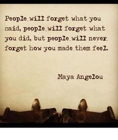 Maya Angelou --- this has been my favorite for years now